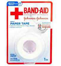 JOHNSON - JOHNSON BAND-AID First Aid Tape 1 Inch X 10 Yards 10 Yards (4 pack)