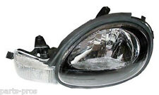 New Replacement Headlight Assy With Turn Signal LH / FOR 2001-02 DODGE NEON R/T