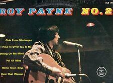 Roy Payne - No. 2  RARE OOP ORIG Canadian Newfie Music Vinyl LP (Mint in shrink)