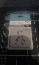 Cuttlebug metal die - Scissors