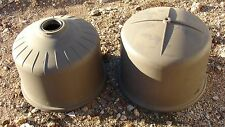 HAYWARD FILTER TOPS AND BOTTOM HARD TO FIND OR VERY EXPENSIVE, BEST OFFER (WINS)