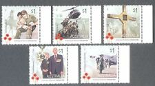 Australia-Vietnam War-military mnh gummed set Oct 2016
