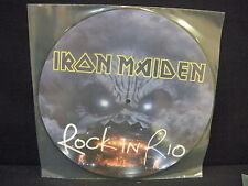 Iron Maiden – Rock In Rio ' LP MINT PICTURE