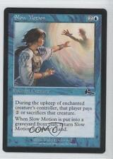 1999 Magic: The Gathering - Urza's Legacy Booster Pack Base #42 Slow Motion 0b5