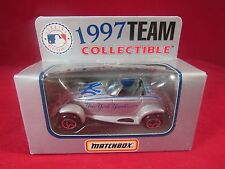 1997 MATCHBOX TEAM COLLECTIBLE MLB NEW YORK YANKEES PROWLER 1:64 SCALE