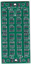 "DIY 12V DC 24 LED 5050 PLCC-6 Light PCB circuit board blank 1.4""x3"""