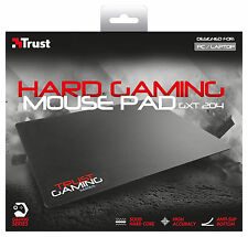 Confianza 20423 Gxt 204 Hard Gaming Mouse Mat Pad, gran superficie Diseño 350 X 260 Mm