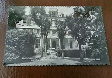 VICTOR HUGO HAUTVILLE HOUSE GUERNSEY VALENTINE'S PHOTO POSTCARD
