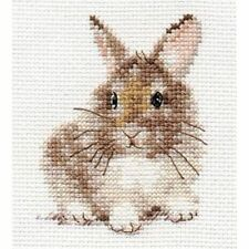 Counted Cross Stitch Kit RABBIT Animals