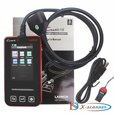 Launch Creader VII Land Rover Full System OBD ABS SRS Automotive Diagnostic Tool