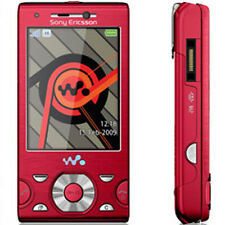 Sony Ericsson Walkman W995 - Energetic red - Mobile Phone