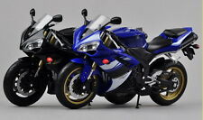Classic Welly YAMAHA YZF-R1 Motorcycle 1:10 Model Gift Black