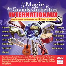 GRANDS ORCHESTRES / La Magie des Grands Orchestres Internationaux / (2 CD)