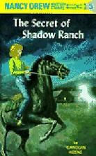 Nancy Drew: The Secret of Shadow Ranch 5 by Carolyn Keene (1993, Hardcover)