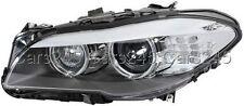 HELLA Xenon Headlight Front LED DRL AFS LEFT RHD fits BMW 5 F10 F11 10-2013