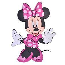 Walt Disney's Minnie Maus-Mouse,aus Schaumstoff,Mouse,Wandtattoo,Wandsticker,NEU