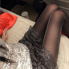 Selling Sexy Women Fashion Shiny Pantyhose Glitter Stockings Glossy Tights