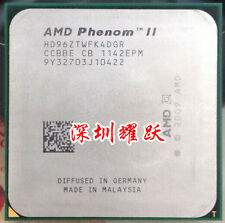 AMD Phenom II X4 960T 3 GHz Quad-Core Processor Socket AM3 CPU 95W