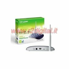 RANGE EXTENDER WIRELESS TP-LINK TL-WA730RE LITE N 150M WIFI RETE ROUTER INTERN