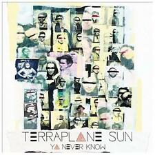 TERRAPLANE SUN-YA NEVER KNOW CD NEW