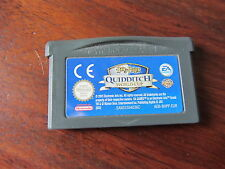 HARRY POTTER QUIDDITCH WORLD CUP                 -----   pour GAME BOY ADVANCE