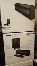 Brand NEW Bose CineMate 15 Home Theater Speaker System--soundbar w/ romote
