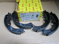 HONDA CRX & CIVIC & ROVER 200 REAR BRAKE SHOE KIT  BOSCH 0986487233