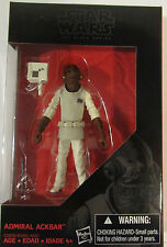 Disney Hasbro Star Wars Black Series Admiral Ackbar 3.75 Figure Walmart Excluse
