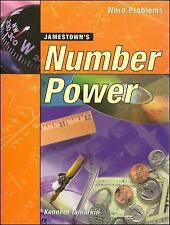 Jamestown's Number Power: Word Problems-ExLibrary