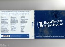 Defected - Bob Sinclar In The House - 3CD MIXED - HOUSE DEEP HOUSE TECH HOUSE