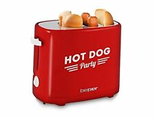 MACCHINA PER HOT DOG BEPER 750 WATTS 5 LIVELLI DI COTTURA
