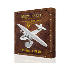 China Clipper PAN in Geschenkbox 3D-Metall-Bausatz Metal Earth 3370