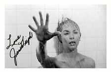 JANET LEIGH - PSYCHO AUTOGRAPHED SIGNED A4 PP POSTER PHOTO