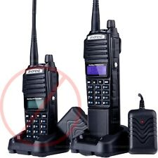 BaoFeng UV-82 VHF/UHF FM Transceiver Two Way Radio Walkie Talkie 4200mAh Battery