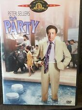 The Party-Peter sellers*DVD*Region 1*VGC*