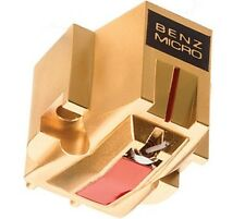Benz Micro MC Gold Moving Coil Cartridge - Maroon Box with Accessories