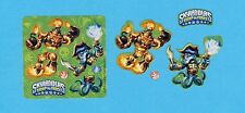 15 Make Your Own Skylanders Stickers - Party Favors