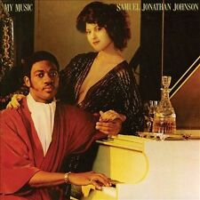 Samuel Jonathan Johnson My Music. R&B Soul CD FREE DOMESTIC S/H
