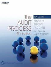 The Audit Process: Principles, Practice and Cases-ExLibrary