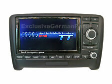 2016 AUDI TT TTS RS 193 G LED RNS-E MEDIA DVD Navigation Plus System Sat Nav MMI