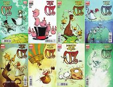 DOROTHY AND THE WIZARD IN OZ (of 8) Comic SET #1 2 3 4 5 6 7 8 1st Shanower Baum