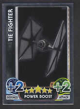 Topps Star Wars - Force Attax The Force Awakens # 191 TIE Fighter - Mirror