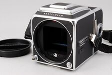 Hasselblad 500cm + accute matt +A12 Film Back +Strap -FreeShip- from Japan #590