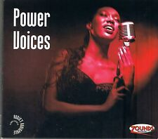 Power Voices Various 24 Karat Zounds Gold CD Audio's Audiophile Vol. 14 OOP