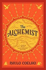 The Alchemist, 25th Anniversary, by Paulo Coelho, Paperback, New