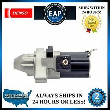 For 2002-2006 Acura RSX 2.0L 4cyl DENSO Remanufactured Starter Motor