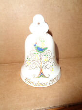 1973 Noritake - Christmas -2nd Edition - Partridge in a Pear Tree Bell