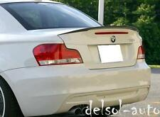 Painted BMW E82 E 82 1 Series 128i 135i 135 i coupe Rear Trunk Wing Spoiler Boot