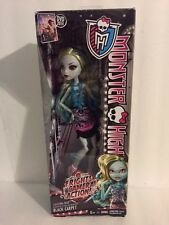 MONSTER HIGH FRIGHTS, CAMERA, ACTION! DOLL BLACK CARPET LAGOONA BLUE