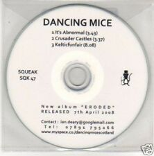 (G569) Dancing Mice, It's Abnormal - DJ CD